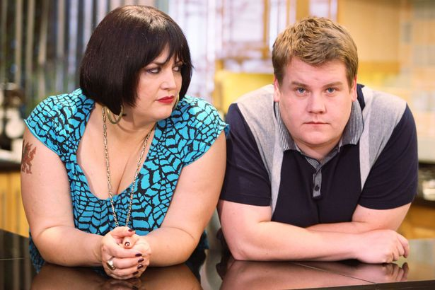 James Corden as 'Smithy' in Gavin and Stacey